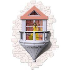 Disney Princess ~ BELLE Balcony  3D FX Deco Nightlight LED Light w/ Wall Sticker