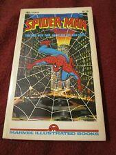 Stan Lee Presents Spider-Man #2 (1982, pb) Marvel Illustrated Books Team-Up
