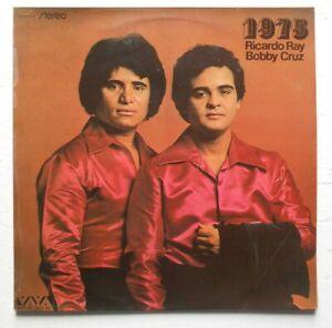 RICARDO RAY BOBBY CRUZ 1975 VINYLE LP LATIN JAZZ FUNK SALSA