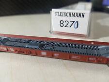 Fleischmann 8270 Niederflurwagen