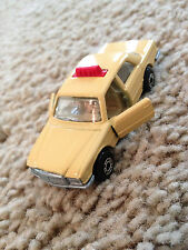 1979 Matchbox Mercedes 450 SEL Taxi #56 - Made in England - NICE