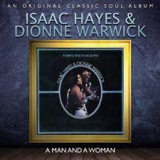 Isaac Hayes, Isaac Hayes & Dionne Warwick - Man & a Woman [New CD]