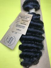 "LAFLARE Brazilian VIRGIN REMY 100%_Human_HAIR_UNPROCESSED_NEW_DEEP_14""_#NATURAL"