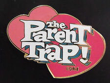Disney Century of Dreams Millennium Pin #40 The Parent Trap 1961 Pink Hearts HTF