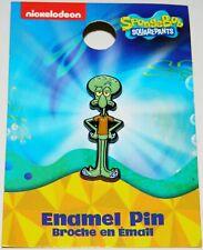 SpongeBob SquarePants Tv Series Friend Squidward Enamel Metal Pin New Unused