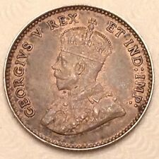 ~ 1911 Canada George V Five 5 Cents