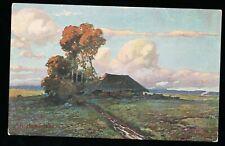 Used Postcard – Homestaed in Rural Setting (1078)