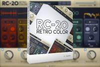 XLN Audio - RC-20 Retro Color VST Plugin for Windows ✅ eDelivery ✅ Full version