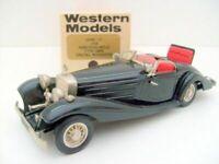 WESTERN MODELS 1/43 WMS 1X 1938 MERCEDES BENZ TYPE 540K