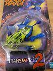 Transformers Beast Wars Transmetal 2 Spittor Vintage 1999  MOC AFA CAS Gradeable