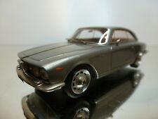 MR COLLECTION ALFA ROMEO 2000 SPRINT 1962 - SILVER 1:43 - EXCELLENT - 12