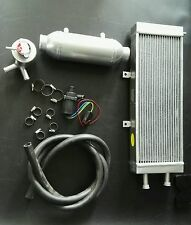 "4"" x 8"" Water to air charge cooler intercooler kit for turbo and supercharger"