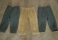 Vtg Mens Holubar CO Wool Twill Knickers XC Ski Hiking Tweed Pants + Woolrich