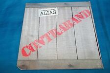 "LP ALIAS "" CONTRABAND "" 1979 RARE SEALED"