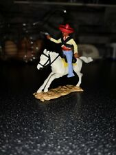 Timpo mexican..mounted on horse..