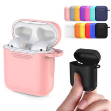 US STOCK: AirPod Protective Case Silicone Cover Skin: FAST SHIPPING