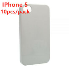 3D Sublimation White IPhone 5 Blank Phone Case Cover for Heat Transfer Printing