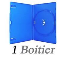Boitier pour 1 DVD Bleu