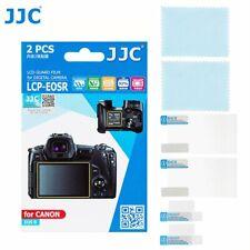 JJC Camera LCD Guard Film Screen Protector for Canon EOS R Ra (Set of 2 Pcs) DN