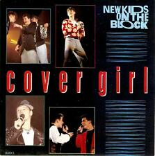 NEW KIDS ON THE BLOCK Cover Girl Vinyl Record 7 Inch CBS BLOCK 5 1990