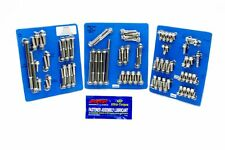 Arp 554-9501 SB Ford 289 302  Stainless Steel 12 Point Accessory Kit SBF Small