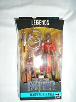 "Marvel Legend Series Black Panther Nakia 6""   - ""NEW"""