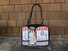 LuLu Guinness, LuLu Guinness Rare Patent Leather Sunglass Handbag, Purses