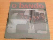 O Bando - S/T Brazil Psych 1969 Vinyl 2010 Shadoks Re LP Sealed Free Ship