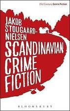 Scandinavian Crime Fiction; Paperback Book; Stougaard-Nielsen Jakob.