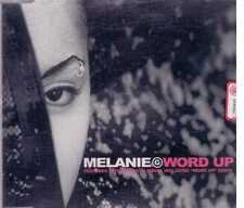 MELANIE WORD UP CD SINGLE