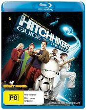 *New & Sealed* Hitchhiker's Guide To The Galaxy (Blu-ray, 2007) Region B AUS