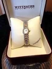 Ladie's Watch - Wittnauer with Crystal Mother of Pearl