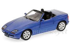 MINICHAMPS 180-020102 1988 88 BMW Z1 1/18 DIECAST METALLIC BLUE