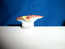 Pteranodon Miniature Figurine Dinosaur French Porcelain Feves Epiphany Figure