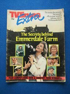 TV Times Extra - The Secrets behind Emmerdale Farm  1979