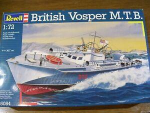 Revell 1:72 British Vosper M.T.B.