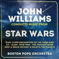 NEW John Williams Conducts Music From Star Wars [2 CD] (Audio CD)