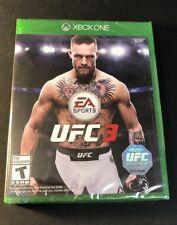UFC 3 (XBOX ONE) NEW