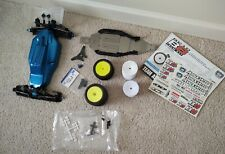 Team Associated B6 Buggy Roller Slider Carpet Setup with Spares