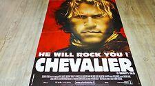 CHEVALIER   !  heath ledger affiche cinema