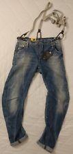 G Star Raw Arc 3D Loose Tapered Brace W28 L32 Jeans 20708-3948-3017