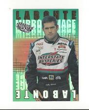 2002 Press Pass Trackside Mirror Image #MI5 Bobby Labonte