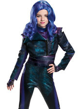 Child's Girls Disney Descendants 3 Mal Wig Costume Accessory