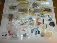 LARGE LOT OF R/C MODEL AIRPLANE ELECTRICAL PARTS RESISTORS ETC.