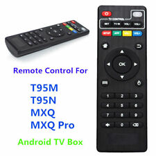 Remote Control Replacement for H96 Pro T95M T95N MXQ MX Pro 4K Android TV Box UK