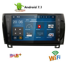 "9"" Android 7.1 For Toyota Tundra 2003-2013 GPS Navigation BT Car Radio Stereo NE"