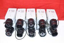 *LOT of 10* GE Security INTERLOGIX KTC-510 BLACK & WHITE BULLET CAMERA 420 TVL