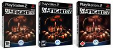 Def Jam Kampf für Ny PS2 Ersatz Spiel DVD Packung Etui + Abdeckung Art Work Kein