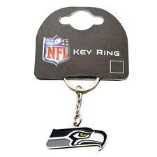 NFL SEATTLE SEAHAWKS KEYRING OFFICIAL LICENSED football gift souvenir novelty