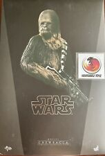 Hot Toys Star Wars A New Hope Chewbacca MMS262 1/6 Sideshow Disney